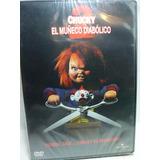 Chuky 2 Muñeco Diabolico Nueva Cerrada Dvd En Caballito*