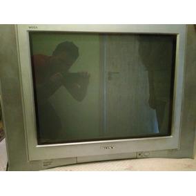 Tv Sony Trinitron Kv 29 Com Soundboost No Estado