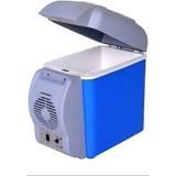 Cooler Nevera Refrigerador Electrico 6 Litros Auto 12volts