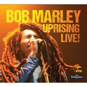 Cd Duplo + Dvd Bob Marley - Uprising Live (988846)