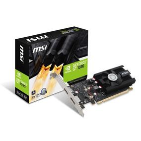 Video Msi Geforce Gt 1030 Oc 2gb Ddr5 Hdmi Gamer Low Profile