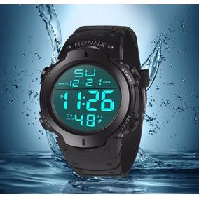 Nuevo Reloj Sport Time! Unisex! Multifunional! Super Moda