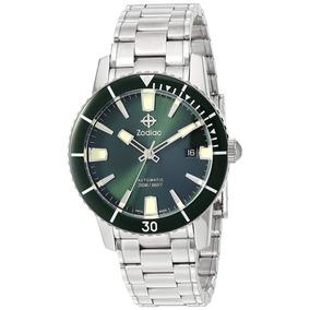 b684e6bc4bb Relogio Feminino Zodiac Sea Wolf - Relógios De Pulso no Mercado ...