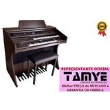 Orgão Eletrônico Tamye Orquestral Platinum