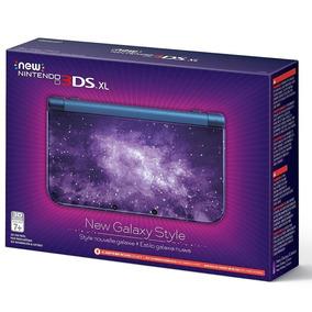 Console Nintendo New 3ds Xl Galaxy - Lacrado.