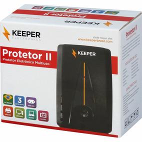Protetor Eletronico 500va Monovolt Queda De Energia Keeper