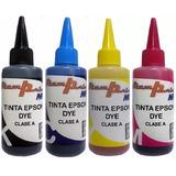 Tinta Para Impre Epson 100 Ml T664 L200 L110 L210 L355 L555