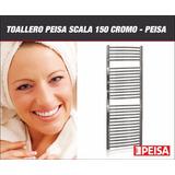 Toallero Peisa Scala 150 Cromado Calefaccion Radiador