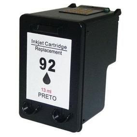 Cartucho Compatível Hp 92 - (psc1510 C3180 C4180 5440 C3