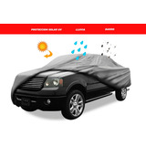 Funda Cobertor Cubre Coche Auto Impermeable Bolso Camioneta