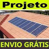 5 Projetos Gerador Eólico 5.500w 3.000w 1500w Frete Grátis