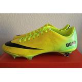 Championes Nike De Futbol Nuevos Mercurial Vapor Ix Fg