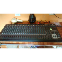 Consola Peavey 24 Canales Modelo Unity Series 2002