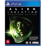 Juego Ps4 Alien Isolation Nostromo Edition Fisico- Inetshop