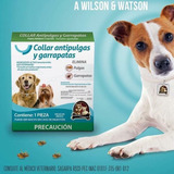 Collar Antipulgas Wilson & Watson Para Perro O Gato Unitalla
