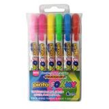 Pinta Foamy Fomi Foami Crayon Especial No Toxico 6 Piezas