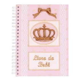 Album Do Bebe Glad Baby Rosa Coroa