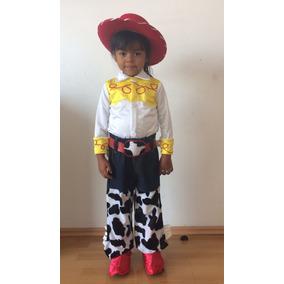 Disfraz Jessy La Vaquerita Toy Story Niña Envío Gratis