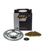 Kit Relação Transmissão Moto Nx / Xr 150 48x15 P428 - Tks