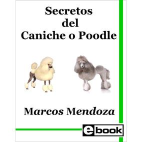 Caniche Libro Adiestramiento Cachorro Adulto Crianza Canina