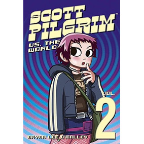 Libro Scott Pilgrim Volume 2: Scott Pilgrim Versus The World