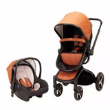 Carriola Legacy Camel Rt Portabebe Evenflo Carreola