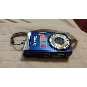 Camara Digital Pentax Optio M60 Azul