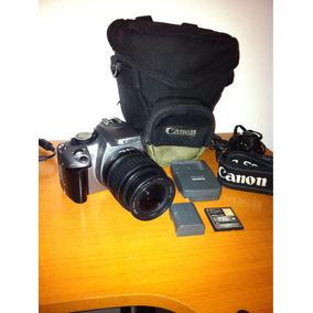 Camara Canon Rebel Xt Profesional