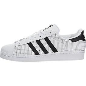 premium selection 2ab58 b2726 Tenis Hombre adidas Superstar Originals Casual 3 9 Vellstore