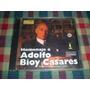 Adolfo Bioy Casares - Homenaje Por Lic.juan Antonio Lazara