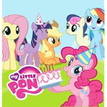 Kit Imprimible My Little Pony Tarj Giratorias Candy Bar Y +