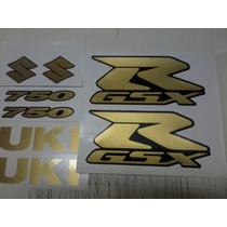 Adesivo Motos Suzuki Gsx 650f 650r 750f 750r Srad 1000 Gsxr