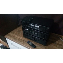 Receiver Cd Player Equalizador Jvc - Gradiente Cygnus Yamaha