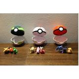 Pokebolas Pokemon + Figuras