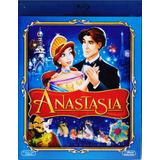 Anastasia 1997 Infantil Pelicula Blu-ray