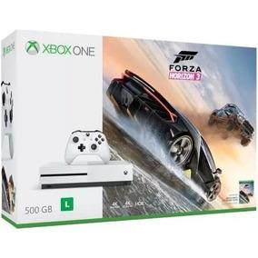 Xbox One S 500gb Forza Horizon 3. Garantia. P. Entrega