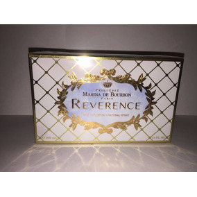 Perfume Marina De Bourbon Paris Reverence - Edp 100ml