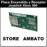 Placa De Encendido Xbox 360 Fat Xbox 360