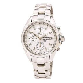 9a8317b5e51 Relogio Seiko Quartz Chronograph 100m Esportivo - Relógios De Pulso ...