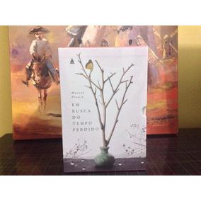 Box Em Busca Do Tempo Perdido - Marcel Proust