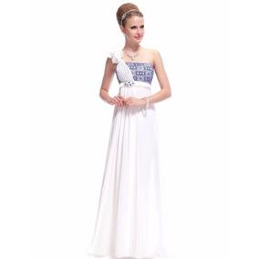 Vestidos blancos largos santiago