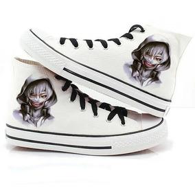 Zapatos Tokyo Ghoul Cp Marca Original Diseño Hecho A Mano