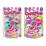 Squishies Soft Cuties Coleccionables 2 Un Con 1 Sorpresa