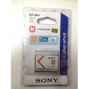 Bateria Sony Tipo N Np-bn1 Estuche 100% Original - Tienda
