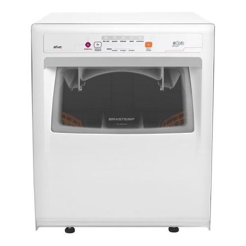 Lava-louças Brastemp BLF08 branca 110V