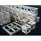 Grid Treliça De Aluminio Q25