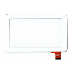 Tela Touch Tablet Multilaser M7s M7s Original Branco + Cola