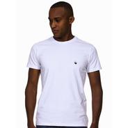 Camiseta Masculina Algodão - Estampa Gota