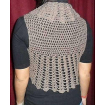 Chalecos Mujer Tejidos Lana Crochet Promo Hot Sale