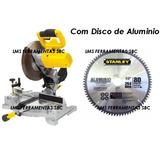 Serra De Meia Esquadria 10 (250mm) Stsm1525 110v Stanley